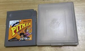 【動作確認済み】ゲームボーイ PITMAN ど思考型パズルゲーム ピットマン
