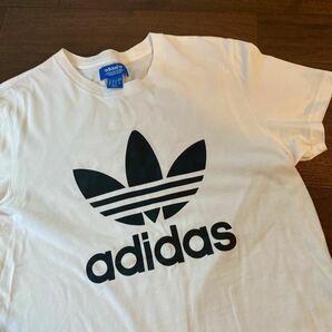 adidas Tシャツ ロゴTシャツ