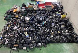 大量セット・箱20個口★稼働品 ジャンク カメラ 一眼レフ フィルムカメラ レンズ 双眼鏡 三脚 他多数★Nikon PENTAX MINOLTA OLYMPUS Canon