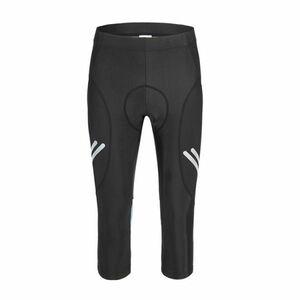 LDL2355# サイクルパンツ メンズ 七分丈 クロップドズボン トレーニングルーム レーサーサイクリングタイツ ロードバイク自転車ウエア L