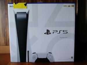 PlayStation5 (通常版) 本体 CFI-1100 A01