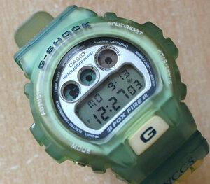 【即決】CASIO カシオ G-SHOCK マンタ 世界サンゴ礁保護協会コラボ WCCS DW-6900