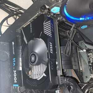 GeForce GTX 1660super msi ITX