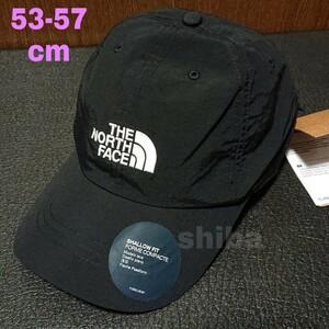 THE NORTH FACE ノースフェイス キャップ ブラック 黒 ホライゾンハット HORIZON HAT サイズS/M