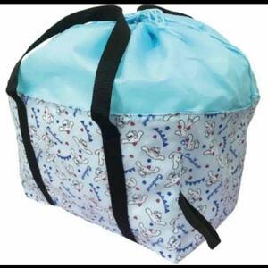 シナモンロール レジカゴバッグ エコバッグ 保冷バッグ