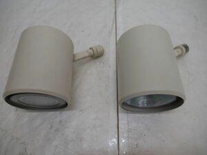 1F-s7 パナソニック(ナショナル) 白熱灯照明器具 白熱球 LED球 ダクトレール用スポットライト 3個セット NL08265W