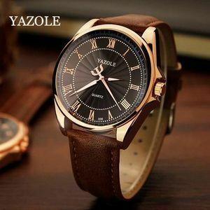 新品 YZL336 Yazole男性腕時計トップの高級ブランドスポーツ腕時計メンズクォーツ腕時計男性時計レロジオmaFP45