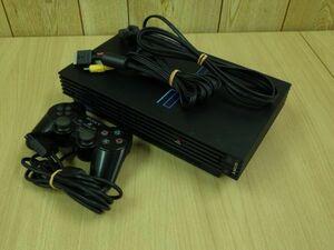 動作保証■SONY ソニー PlayStation2 PS2 プレイステーション プレステ ゲーム機本体セット SCPH-30000■