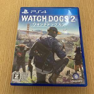 【PS4】 ウォッチドッグス2 [通常版]