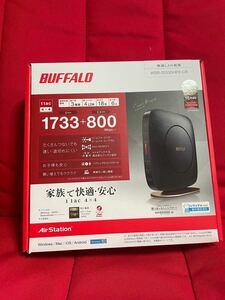 BUFFALO WSR-2533DHP2-CB BUFFALO 無線LAN親機 Wi-Fi