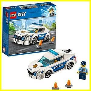 【即決】ポリスパトロールカー レゴ(LEGO) 60239 BH-18 おもちゃ ブロック 男の子 シティ 車