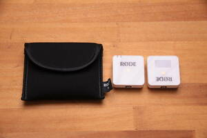RODE Wireless Go White ワイヤレスGO 白 ホワイト