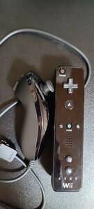 Wiiリモコン ブラック