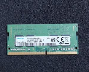 SAMSUNG M471A1K43BB0-CPB 8GB×1 sheets DDR4 PC4-2133P 1Rx8 (( beautiful goods *3 sheets limitation!))