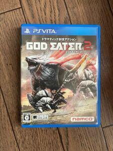 GOD EATER ゴッドイーター2 PlayStation Vita