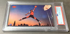 【激レア】Nike 1985 Sports Card Promo Complete Set -【PSA7】Michael Jordan Rookie