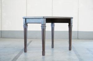 オールドマルニ 「地中海」ネストテーブル 大 サイドテーブル 5万 花台 棚 ヴィンテージ ネオクラシック 机 コンパクト maruni