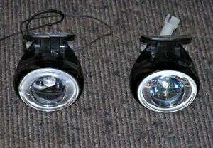 PIAA フォグランプ 小型 球面(たまご型?)レンズ 1個