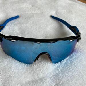 OAKLEY イーブイ オークリー スポーツサングラス ミラーレンズ オークリーサングラス 紫外線対策 軽量