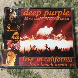 DEEP PURPLE California Long Beach Arena