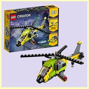☆★大特価★☆新品☆未使用★ クリエイタ- レゴ(LEGO) G-Y5 女の子 男の子 ヘリコプタ-・アドベンチャ- 31092 知育玩具 ブロック