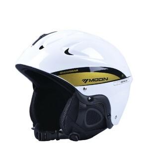 新入荷 スキースノーボードヘルメット 3色選択可 サイズM~L選択可 スキー用品