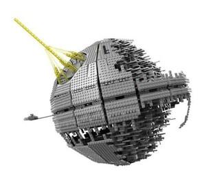 スターウォーズ  デススターII ブロック ミニフィグ レゴ 互換 LEGO 互換 テクニック フィギュア 3449pcs 210911