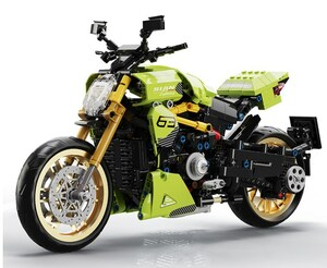 オートバイ スーパーカー ブロック ミニフィグ レゴ 互換 LEGO 互換 テクニック フィギュア 1018pcs 210911