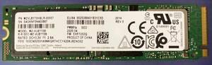 【美品】SAMSUNG M.2 NVMe SSD PM981a 1TB【PayPayフリマ購入可】♯3