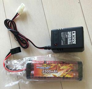 タミヤ型 ニッケル水素バッテリー 新品