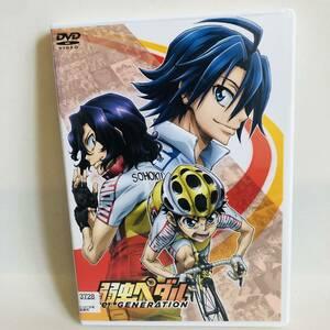 349.送料無料☆弱虫ペダル Re:generation DVD 自転車 アニメ 映画