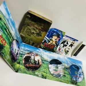 299.送料無料☆ブレイブ ストーリー コレクターズBOX DVD DVD -BOX 4枚組 初回限定生産 正規品