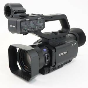 ★SONY PXW-X70 海外モデル XDCAMメモリーカムコーダー 業務用 ビデオカメラ ソニー BC-TRV付★並品★7269