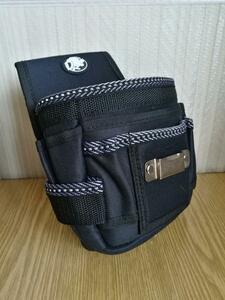 セール!プロの電気技師のツールバッグ ネジ ビットを保管するため 手動修理ツールホルダー 多機能バッグ
