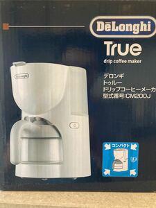 デロンギドリップコーヒーメーカーのご紹介です。型式番号CM200Jです。 デロンギ コーヒーメーカー DeLonghi