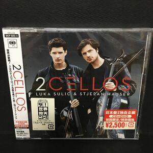 2CELLOS (初回生産限定盤) (DVD付) 2Cellos
