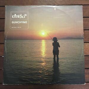 ●【house】Dario G / Sunchyme[12inch]オリジナル盤《4-2-64 9595》
