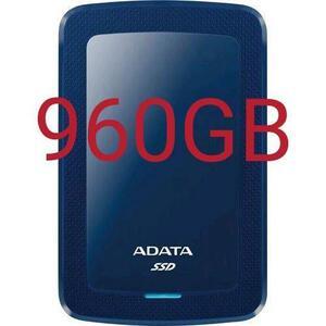 ポータブルSSD USB3.1(Gen1) 960GB ブルー