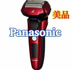 【値下げ中】Panasonic ES-LV5A-R ラムダッシュ 電気シェーバー パナソニック メンズシェーバー 髭剃り