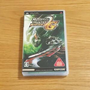 PSPソフト モンスターハンターポータブル 2nd G  送料無料 PSP