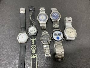 ◆Swatch IRONY 7点まとめ 腕時計 Swiss スウォッチ アイロニー【現状品・動作未確認・写真追加あり】◆