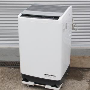 T717) HITACHI 日立 BW-9WV 全自動洗濯機 BEET WASH ビートウォッシュ 2015年製 9kg 9.0kg 縦型洗濯機 簡易乾燥機能 家電
