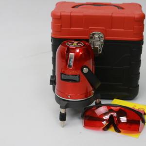 143) FUKUDA フクダ 5ライン レーザー墨出し器 EK-459P 4方向大矩ライン 4垂直・1水平 墨出し器 レーザーレベル 墨出し器 測定器