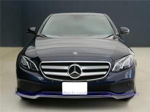 国内発送 ベンツ W213 Eクラス カーボン フロントリップスポイラー E200 E220 E250 E300 E350 E400
