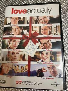 ラブ・アクチュアリー 中古DVD love actually/ DVD
