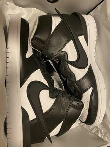 NIKE AMBUSH × Nike Dunk High Black/White アンブッシュ x ナイキ ダンク ハイ ブラック ambush 27cm 送料無料 新品