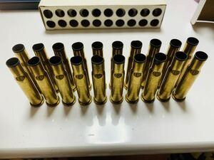 ウィンチェスター 30-30 空薬莢 20本セット