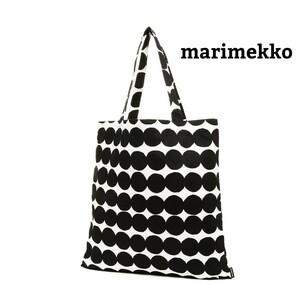 マリメッコ marimekko トートバッグ ラシィマット ドット柄 新品未使用