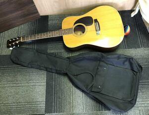 ◆~詳しい方へ~ カバー付きギター Morris モーリス W-20 アコースティックギター アコギ 日本製 楽器 器材 音楽 ミュージック◆