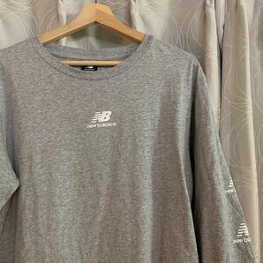 ニューバランス ロングスリーブTシャツ ロングシャツ